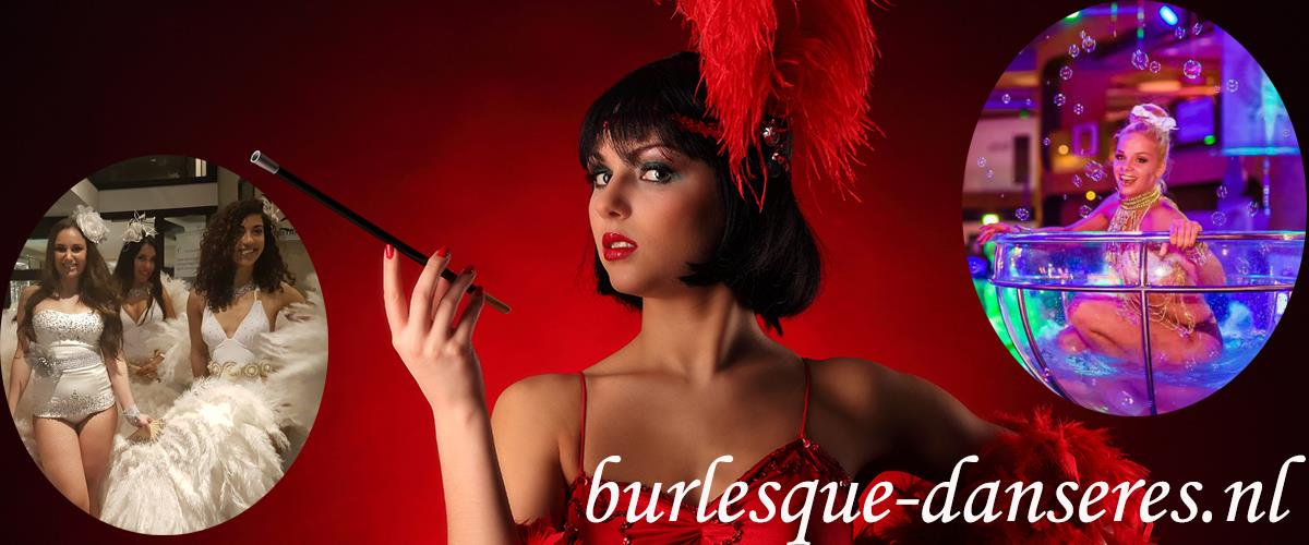 Burlesque instructrice